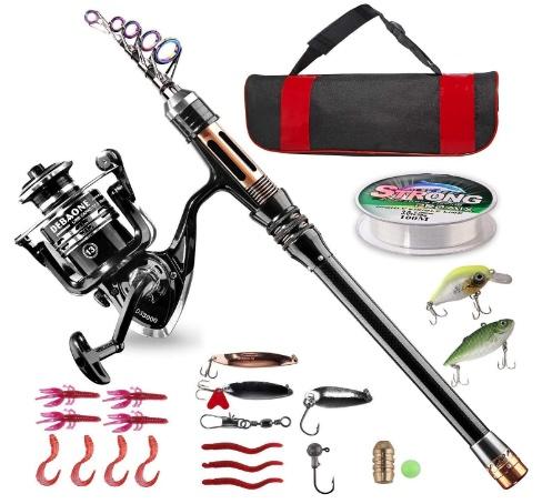 BlueFire Fishing Rod Kit