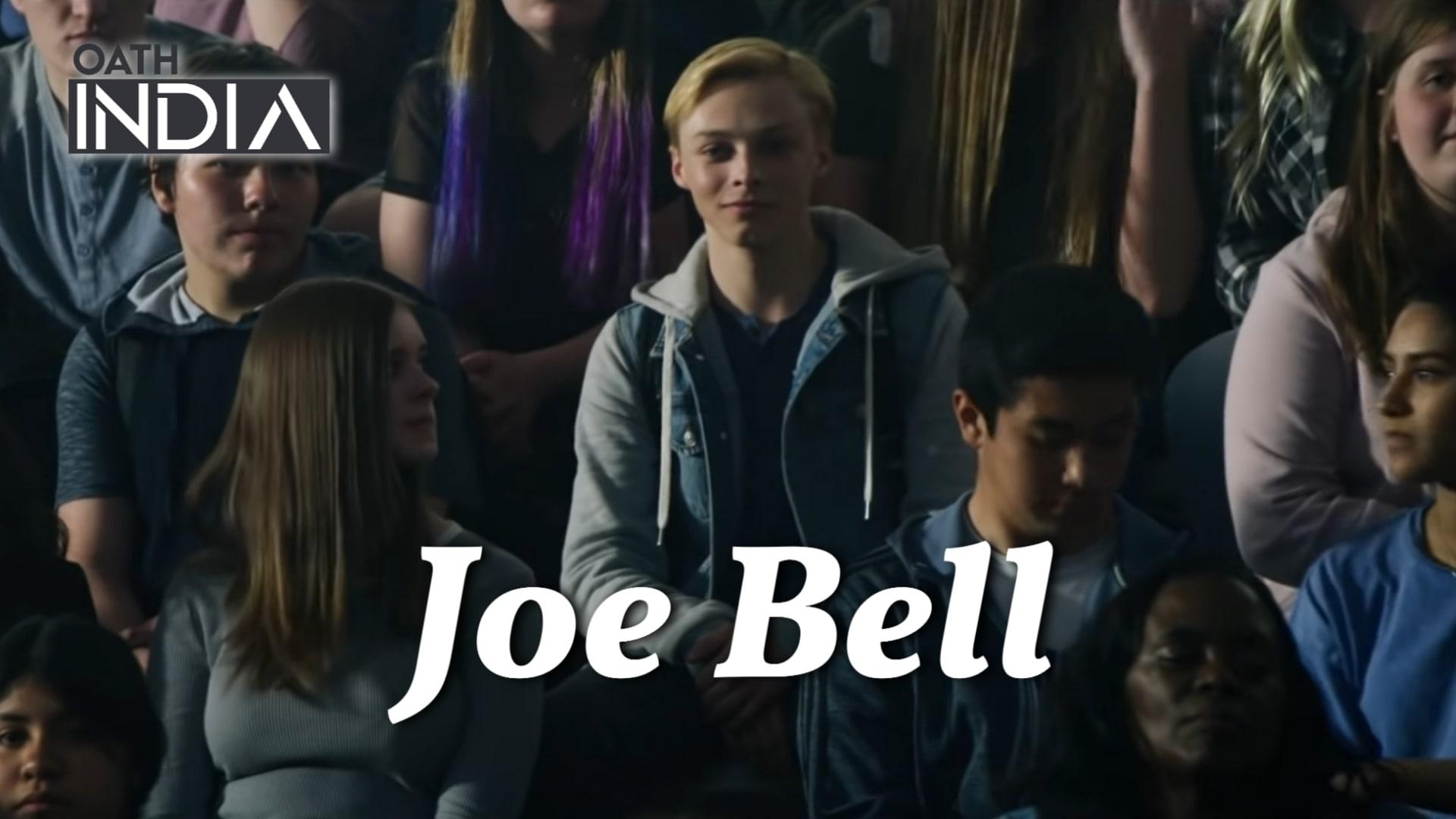 Joe Bell Movie Banner