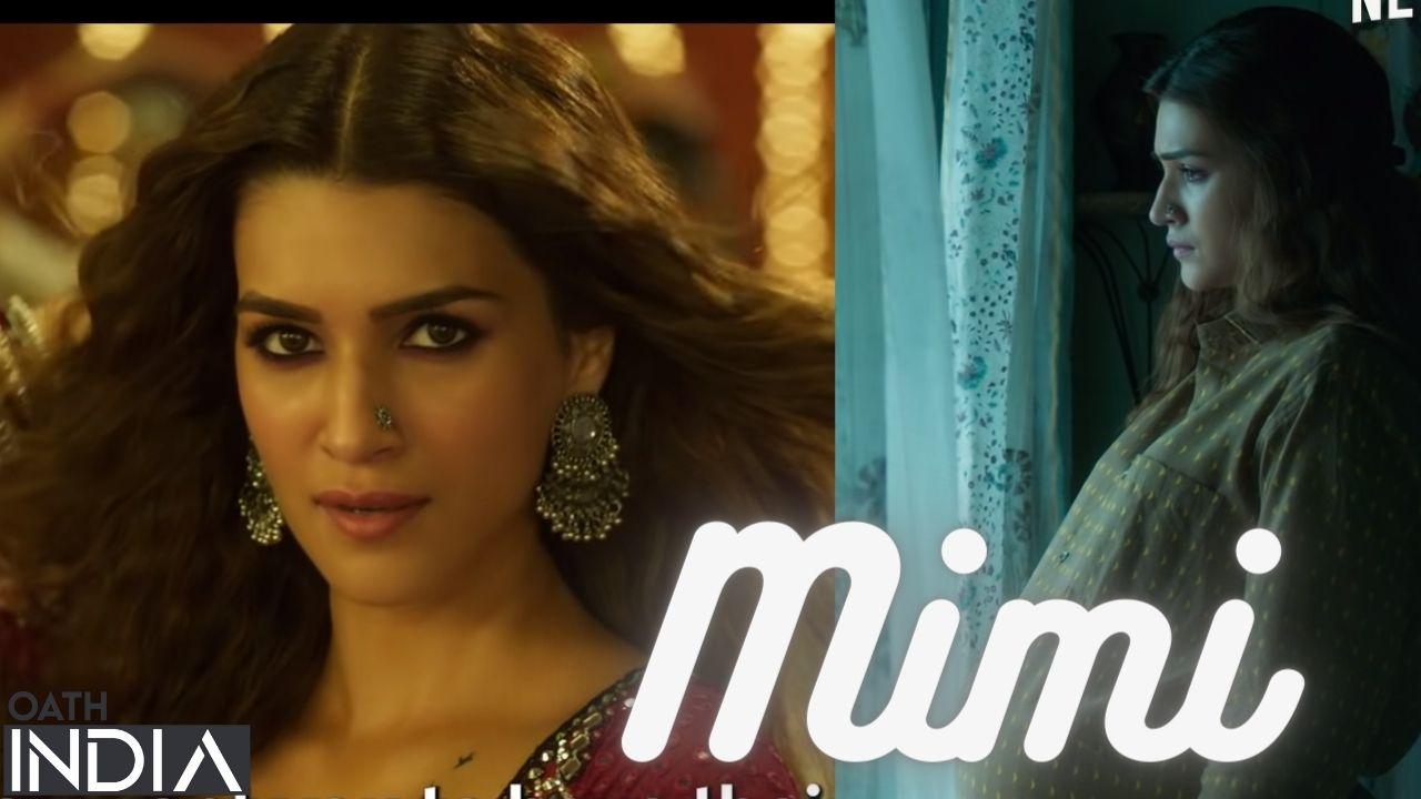 Mimi(2021) Movie Banner