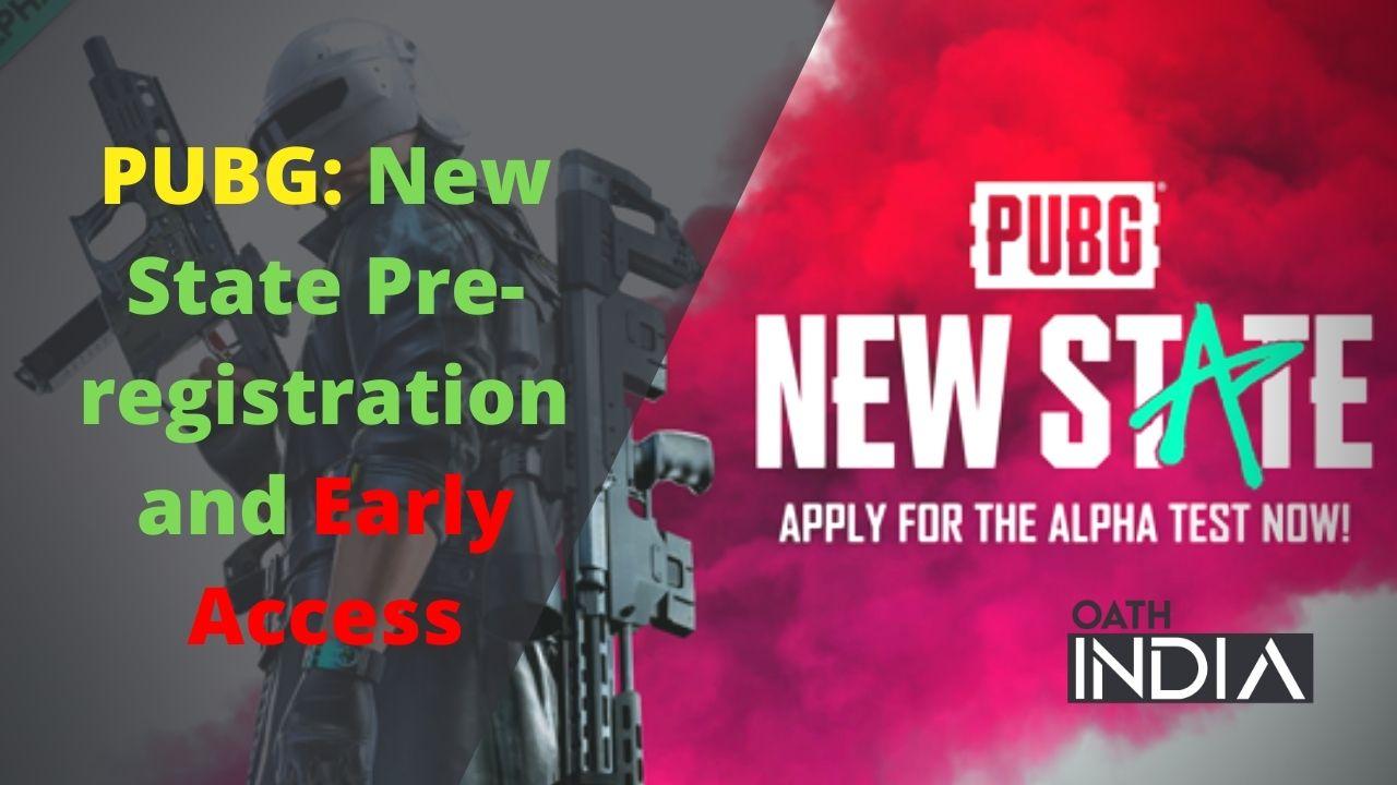 PUBG: New State Banner
