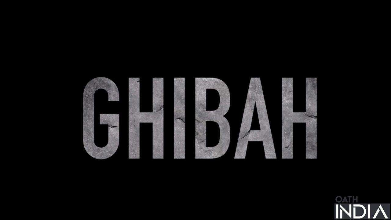 Ghibah Full Movie Banner