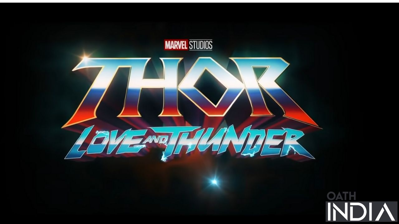 Thor Love and Thunder(2021) Banner